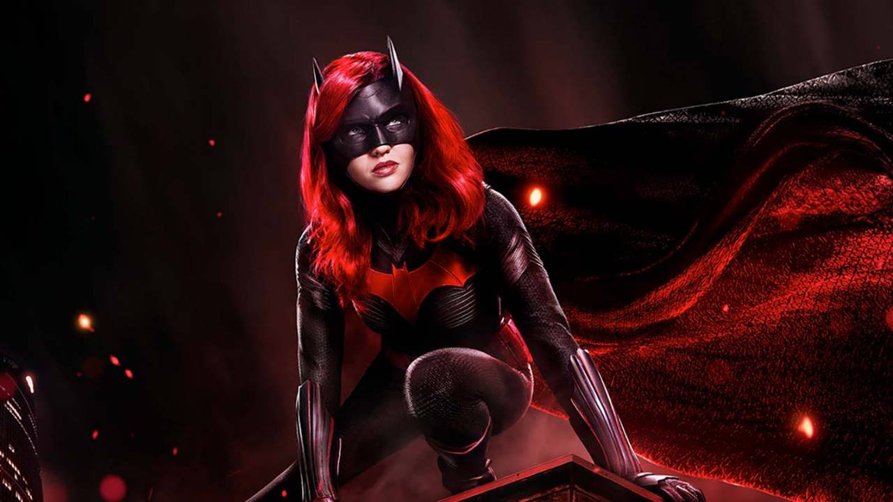Ruby Rose leaves Batwoman of her own accord