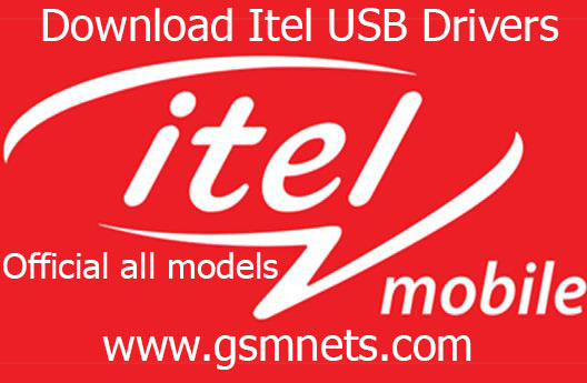 Download Itel USB Drivers Latest Official all models