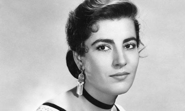 Irene Papas: I can't leave this world without saying that I'm Albanian