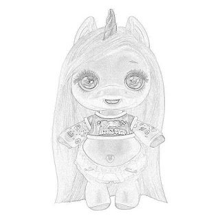 Coloring Pages: Poopsie Slime Surprise Unicorn Coloring ...
