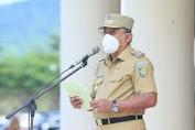 Dengan Slogan Mairu Mogi Masker  Bupati Bolmut Ajak Masyarakat Terapkan 3M