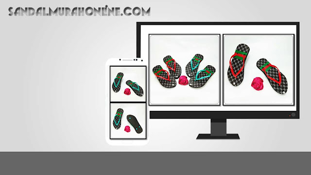 Pusat Sandal Murah Online - Manfaat Sandal Jepit- sandal gc wanita