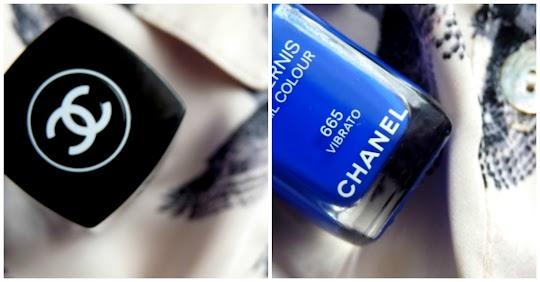 Chanel Le Vernis 665 Vibrato