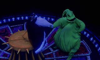 Dunia Sinema The Nighmare Before Christmas Monster Oogie Boogie