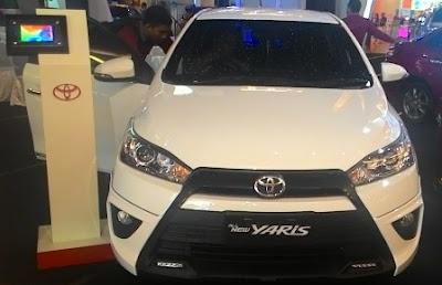 Harga Mobil Toyota All New Yaris