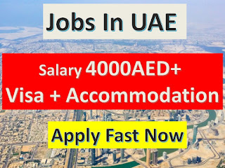dubai jobs with visa, job in uae 2019