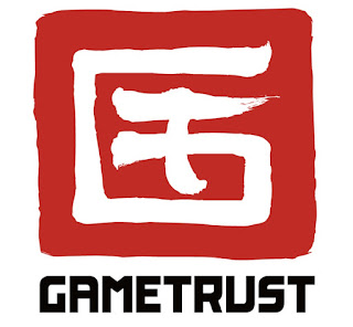GameTrust logo GameStop G T