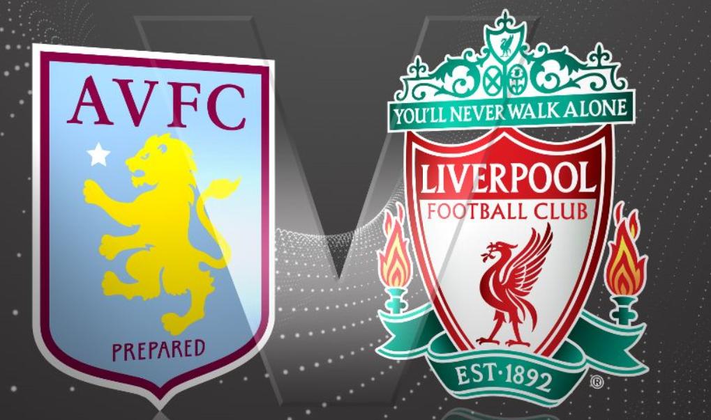 بث مباشر مباراة ليفربول ضد أستون فيلا