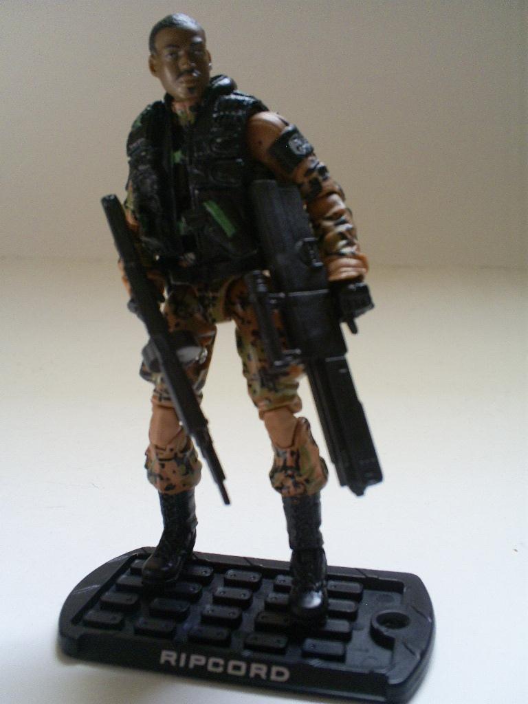 That Figures: REVIEW: GI Joe Rise of Cobra - Jungle Assault Ripcord