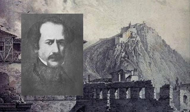 Αύγουστος Μαξιμιλιανός Myhrberg: Ο Φιλέλληνας διοικητής του Παλαμηδίου που έγινε θρύλος στη Σκανδιναβία