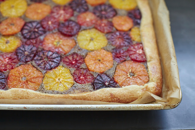 Big sur Bakery Marmalade Tart recipe