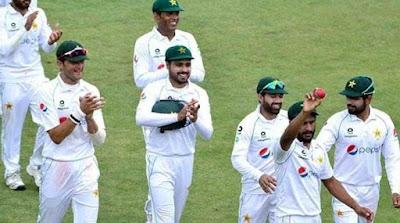 Pakistan vs Zimbabwe   2nd Test will start tomorrow   Pak vs Zim 2021