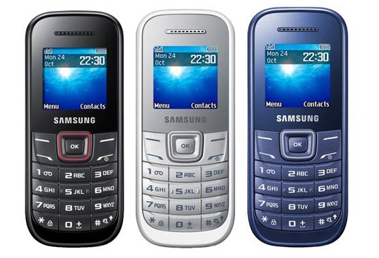 Samsung E1200Y Firmware Free Download