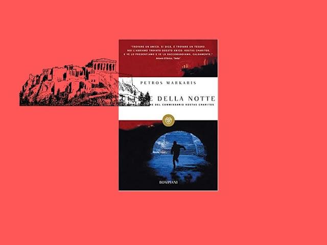 Ultime della notte: primo romanzo commissario Charitos