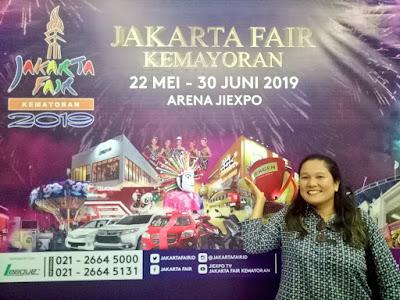 Ayo Kita Ke Jakarta Fair Kemayoran 2019