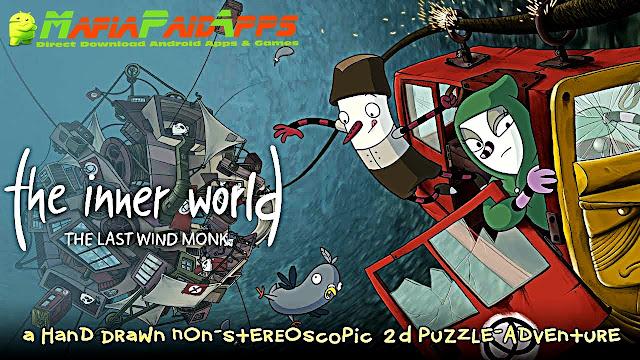The Inner World - The Last Wind Monk Apk MafiaPaidApps