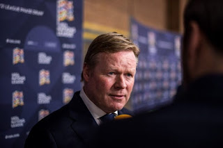 Barcelona Board At It Again, Start Fight With New Manager Ronald Koeman