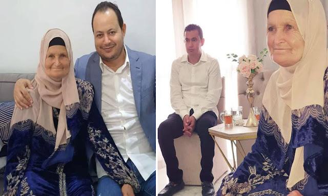 photo mariage samir el wafi