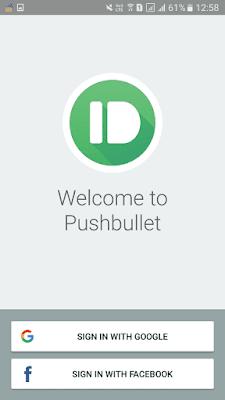 Cara Mendapatkan Notifikasi Android di Windows 10 - Pushbullet 2