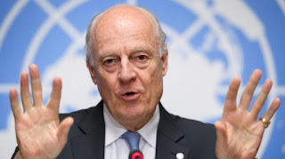 PBB Usul Warga Idlib Dipindah, Oposisi Suriah: Pindah ke Planet Lain?