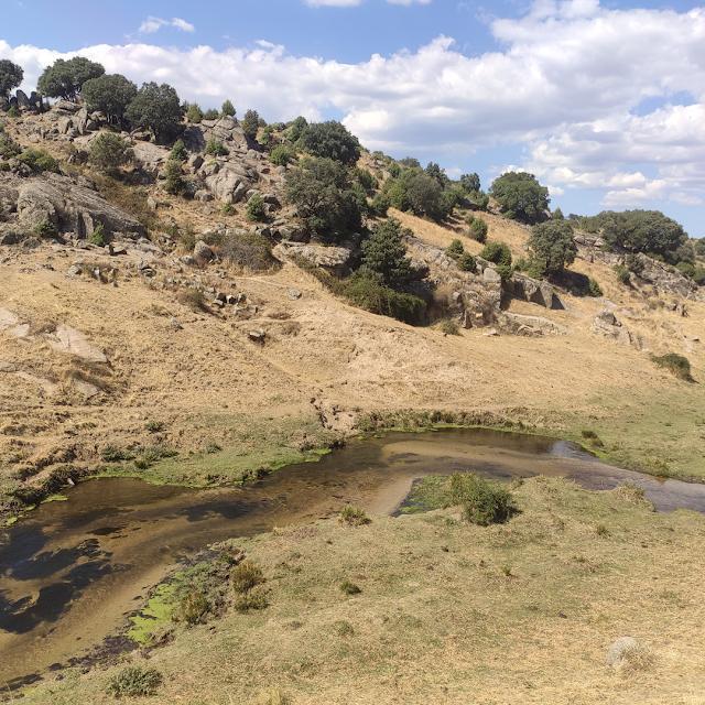 Río desértico - Madirex