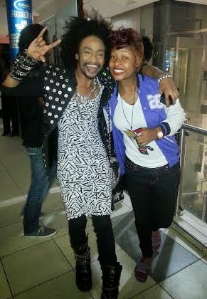 denrele edun girlfriend