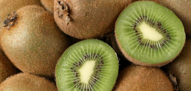 17 فائدة لفاكهة الكيوي ..تعرف عليها  وعلى أضرارها