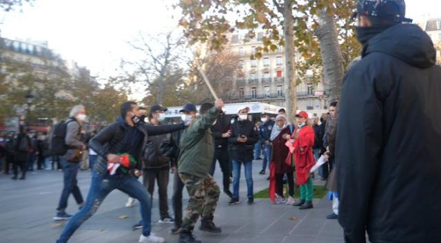 تنظر العدالة الفرنسية في قضية مغربيات تعرضن لهجوم من قبل انفصاليين