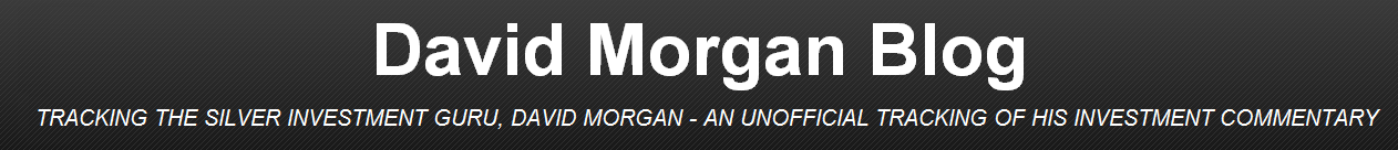 David Morgan Blog