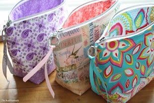 Custom Made Essential Oil and Pouch Bags
