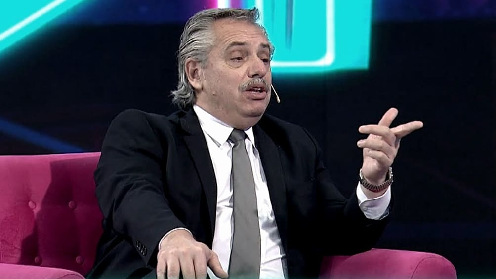 "Alberto Fernández: ""Macri debe tener un problema de amnesia severo"""