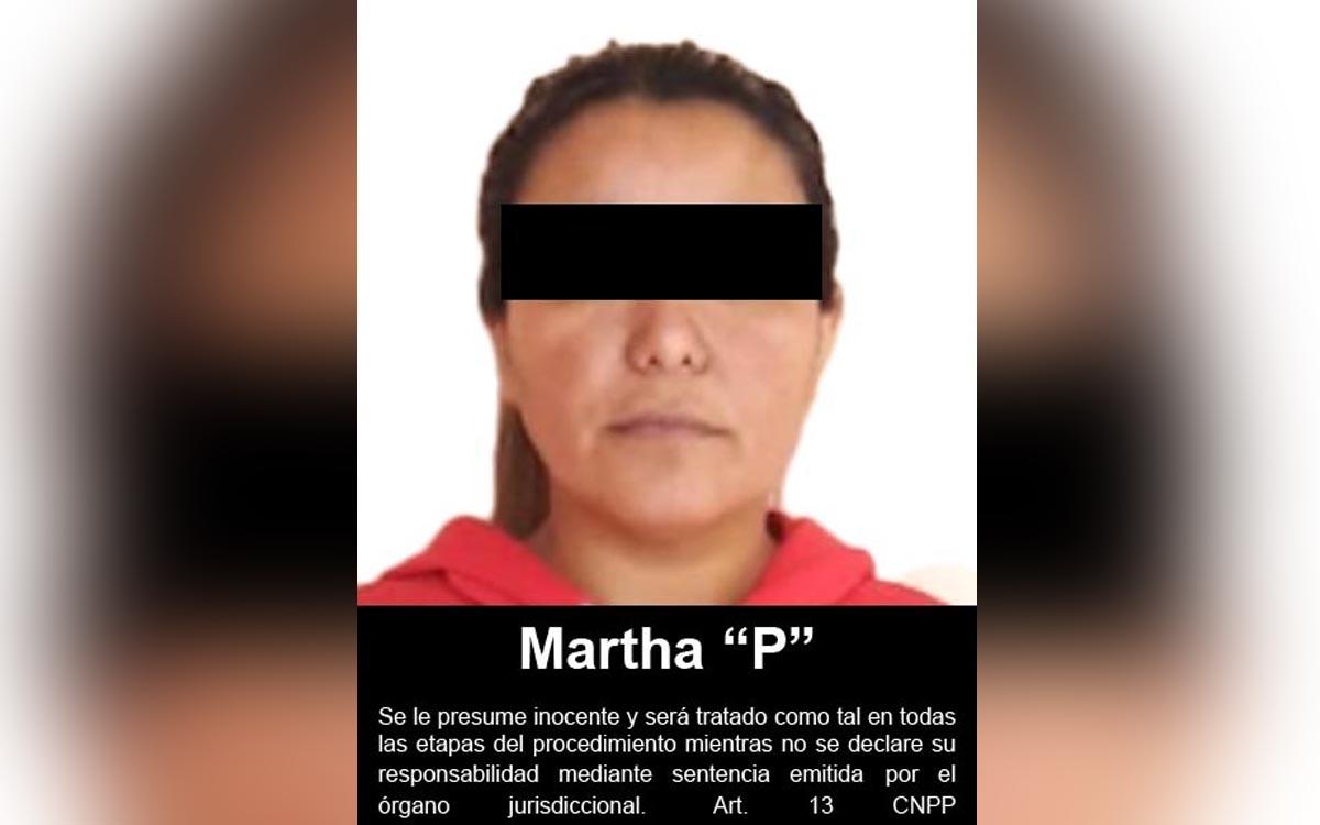 """Detienen a Martha Alicia Pérez '""""La China"""", líder del Cártel del Golfo en Tamaulipas"""