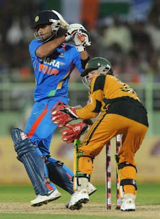 Virat Kohli 118 - Suresh Raina 71* - India vs Australia 2nd ODI 2010 Highlights