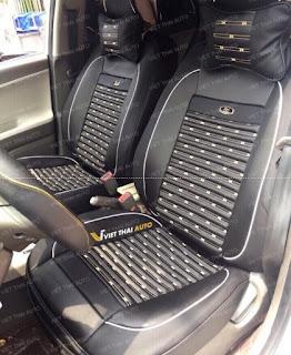 áo ghế ô tô mẫu 5