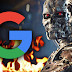 FIRST THEY CAME FOR GOOGLE BUT I DID NOT SPEAK UP BECAUSE I WAS NOT A BIG TECH CORPORATION IN LEAGUE WITH SATAN HIMSELF