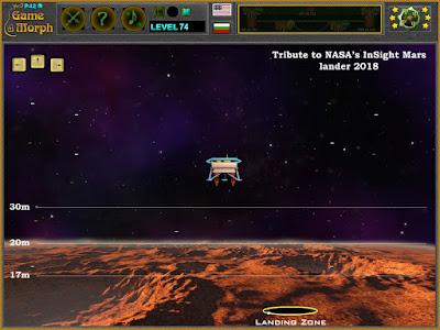 Mars Lander 2019