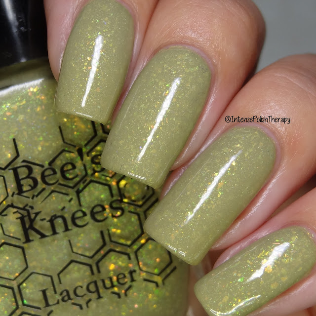 Bee's Knees Lacquer - A Weaver Of The Wood