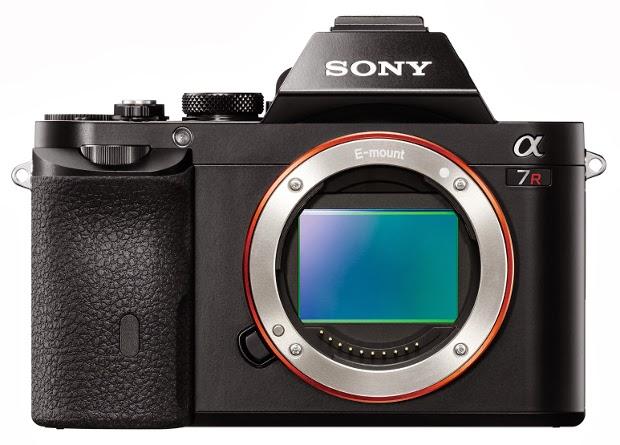 Fotografia della Sony A7R o ILCE-7R