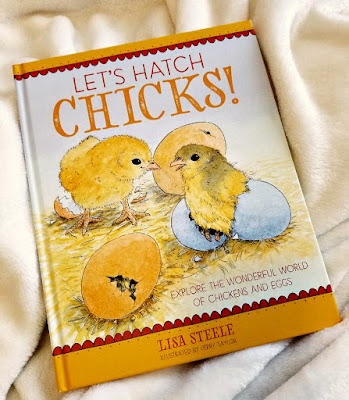 """Let's Hatch Chicks"" answers a child's questions about what happens inside that egg."