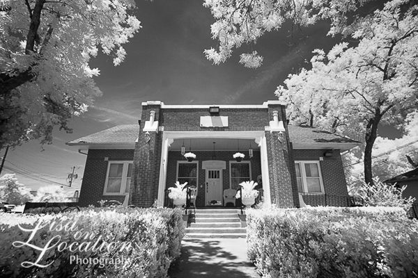 Gruene River Inn infrared