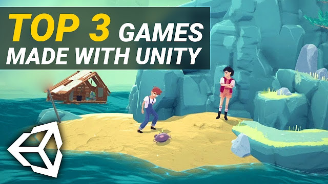 Top best game made with unity 2019