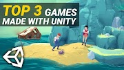 Top Best 3 Games made with unity game engine
