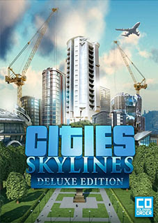 Cities Skylines Deluxe Edition Torrent (PC)