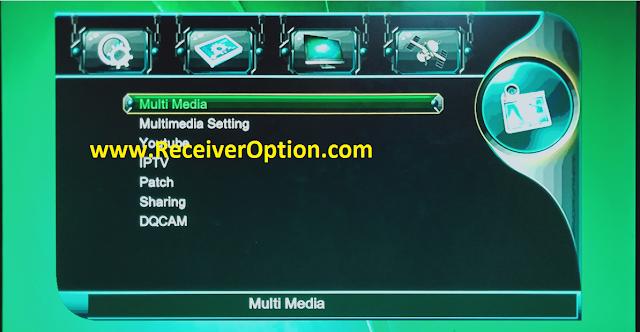 GALAXY HD 999 4K 1506TV 512 4M ORIGINAL SOFTWARE WITH ECAST OPTION
