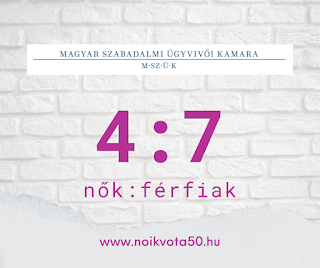 A Magyar Szabadalmi Ügyvivői Kamara vezetői között 4:7 a nők és férfiak aránya #KE56