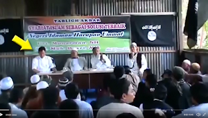 Beredar Video Munarman Jubir FPI di Acara Baiat kepada ISIS