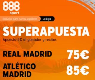 888sport superapuesta Real Madrid vs Atletico 12 diciembre 2020