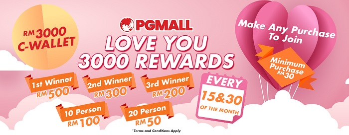 PG Mall Plus Forever CashBack Discounts