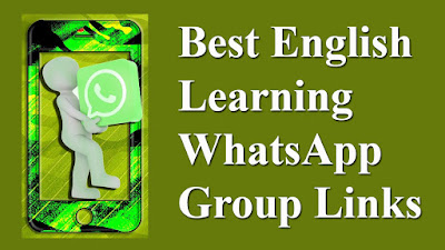 Best English Learning WhatsApp Group Links
