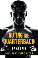 Outing the quarterback   Long Pass Chronicles #1   Tara Lain